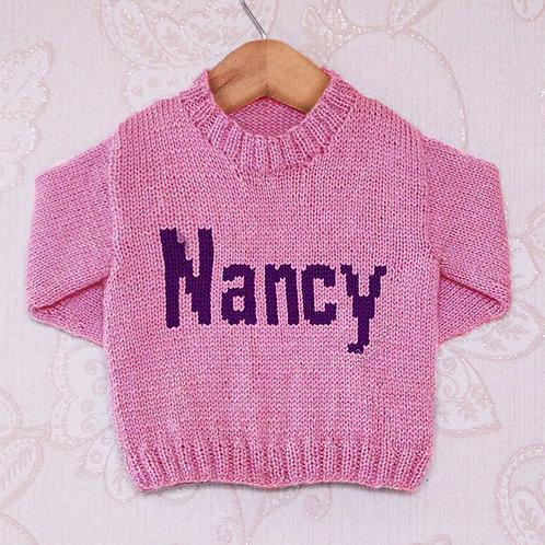 Nancy Moniker - Chart Only