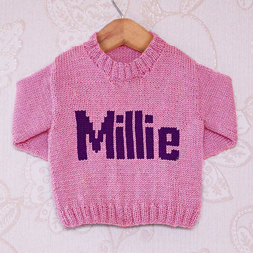 Millie Moniker - Chart Only