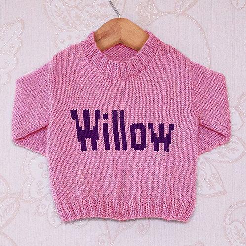 Willow Moniker - Chart Only
