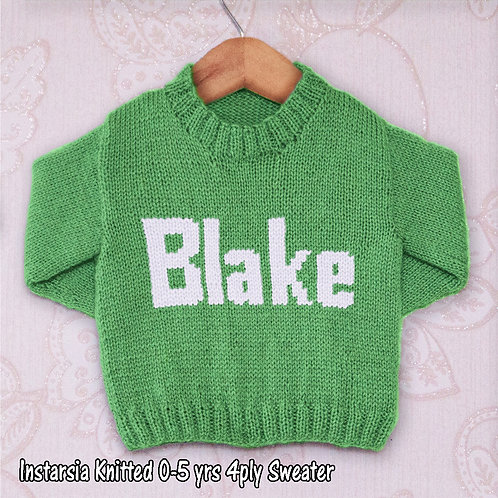 Blake Moniker - Chart Only