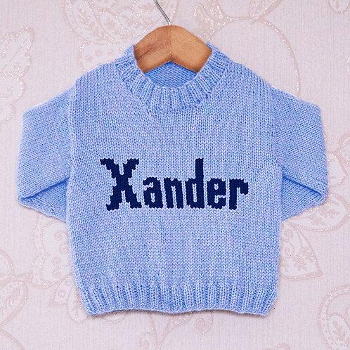 Xander Moniker - Chart Only