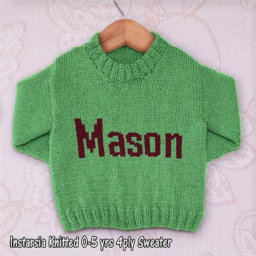 Mason Moniker