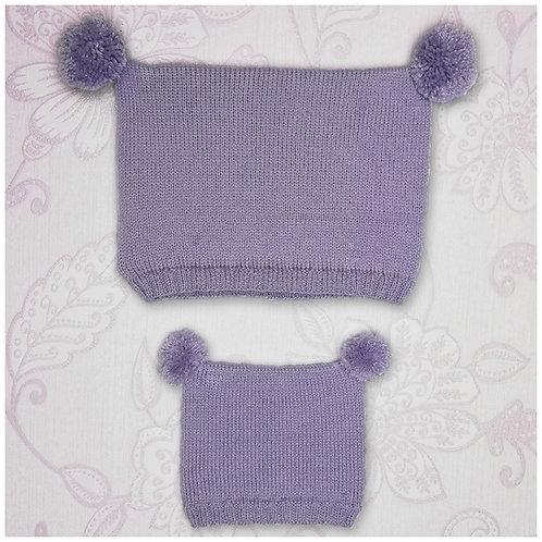 Instarsia - Base Pattern - Teabag Hat