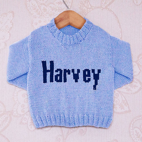 Harvey Moniker - Chart Only