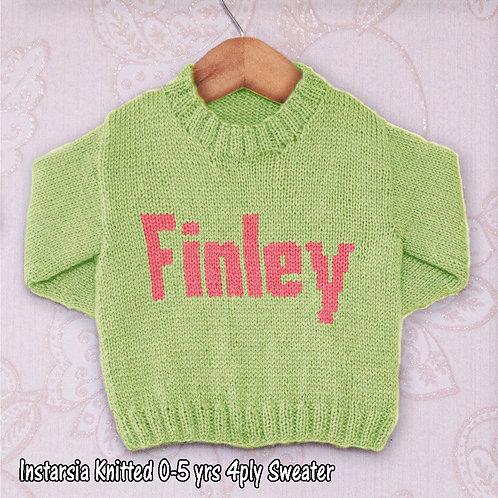 Finley Moniker - Chart Only