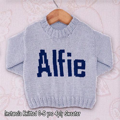 Alfie Moniker