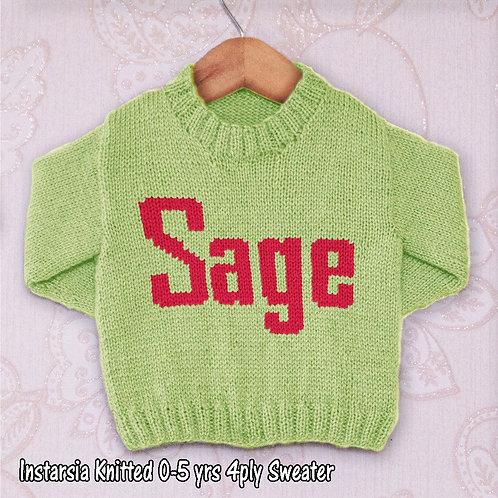 Sage Moniker - Chart Only