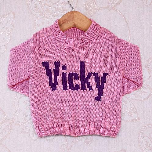Vicky Moniker - Chart Only