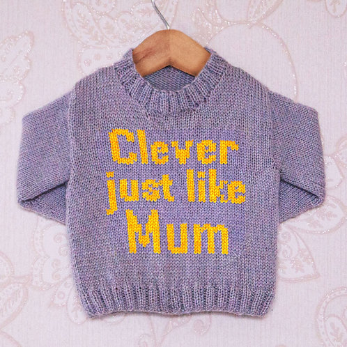Clever Just Like Mum - Chart Only