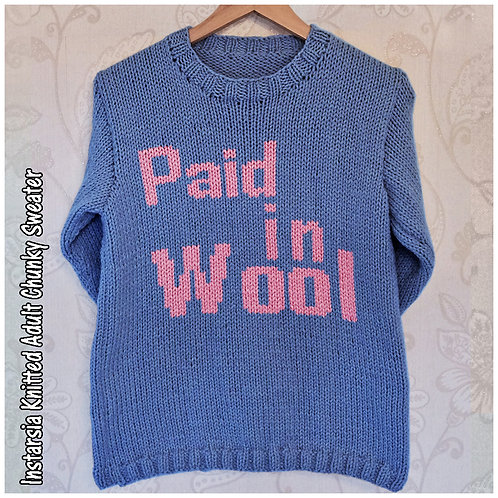 Paid In Wool