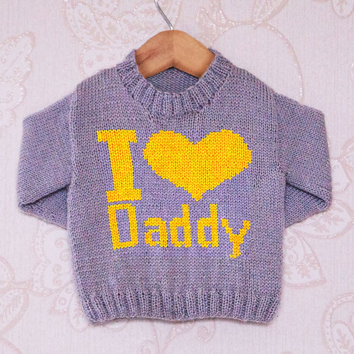I Heart Daddy - Chart Only