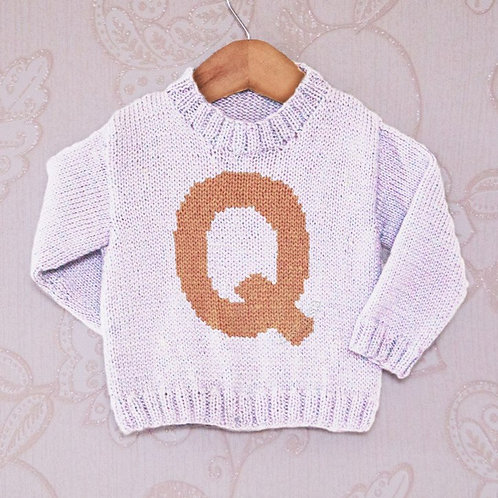 Letter Q - Chart Only