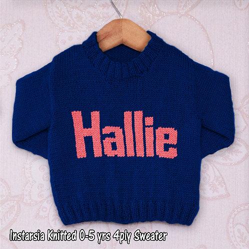 Hallie Moniker - Chart Only