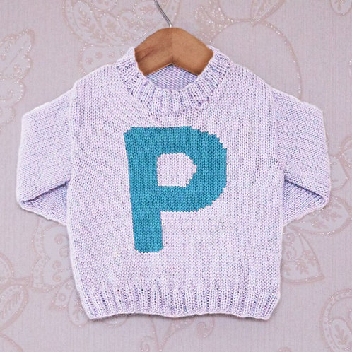 Letter P - Chart Only