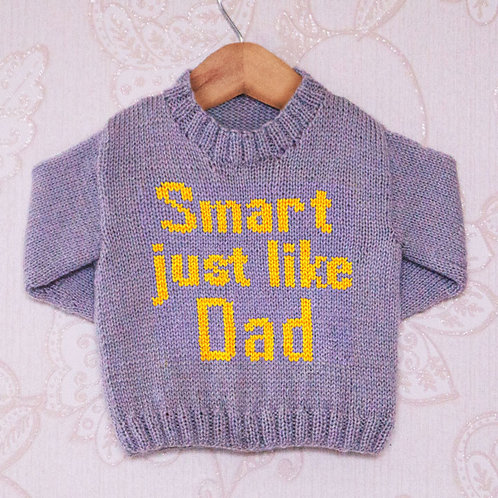 Smart Just Like Dad - Chart Only