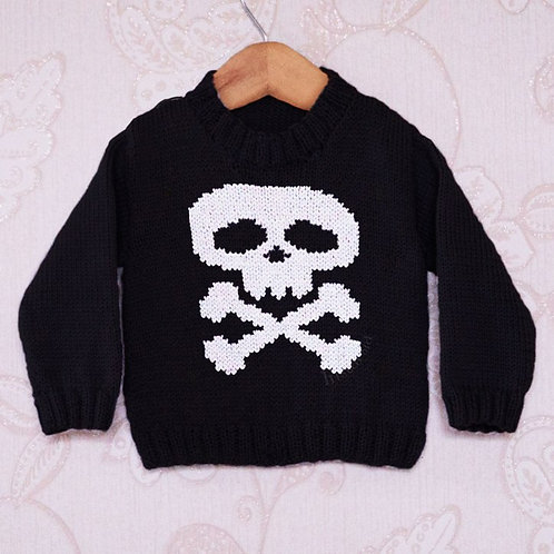 Skull and Crossbones - Chart Only