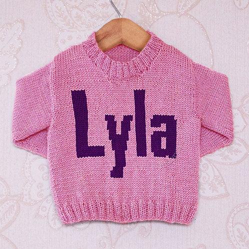 Lyla Moniker - Chart Only