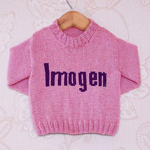 Imogen Moniker - Chart Only