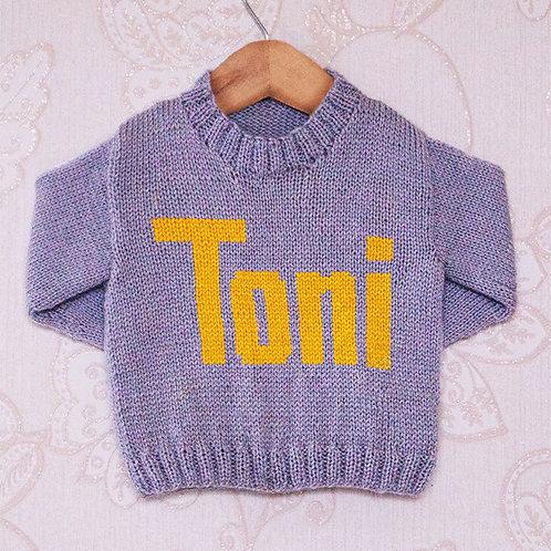 Toni Moniker - Chart Only