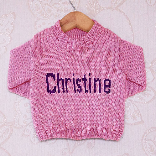 Christine Moniker - Chart Only