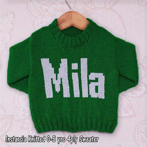 Mila Moniker - Chart Only