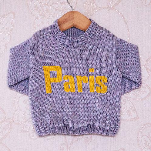 Paris Moniker - Chart Only