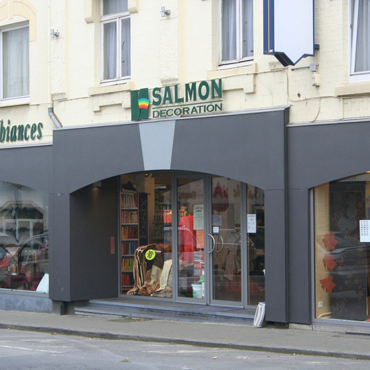 Magasin Décoration Salmon