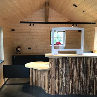Pavillon d'accueil Brasserie d'Achouffe