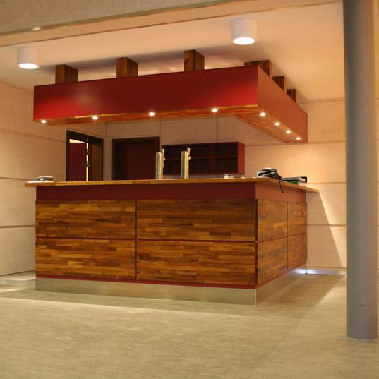 Bar à la Salle des Sports de Martelange