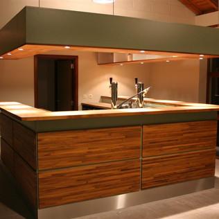 Bar à la Maison de Village de Martelange