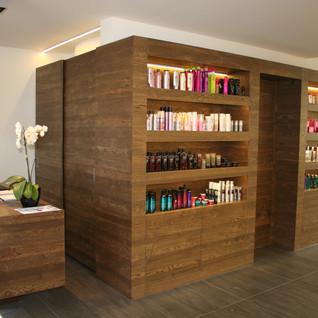 Salon Diminu-Tifs à Sibret by Annick Gillet, coiffeur visagiste