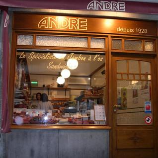Boucherie André à Liège