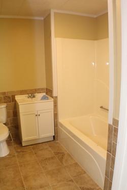 During Reno- Bathroom