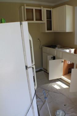 During Reno- Kitchen