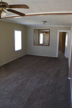 During Living Room Step 1 (Floor)
