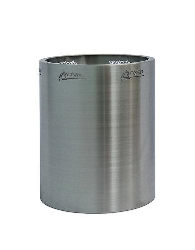 Аренда кашпо Ф400x500h, нержавеющая сталь