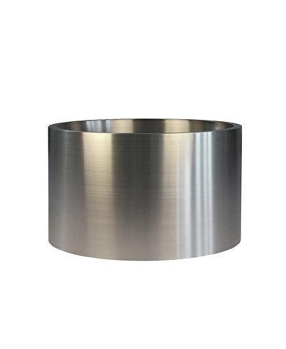 Кашпо Ф700 мм, нержавеющая сталь