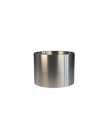 Кашпо Ф300, нержавеющая сталь