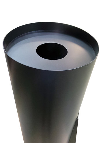 Аренда кашпо с кронштейном для пола 420х850h мм