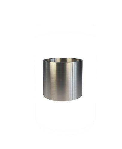 Кашпо Ф200, нержавеющая сталь