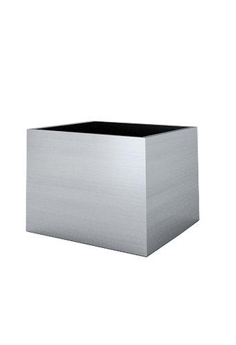 Кашпо 600х600, нержавеющая сталь