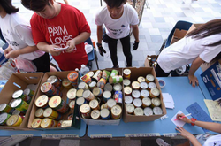 Canned Food Collected