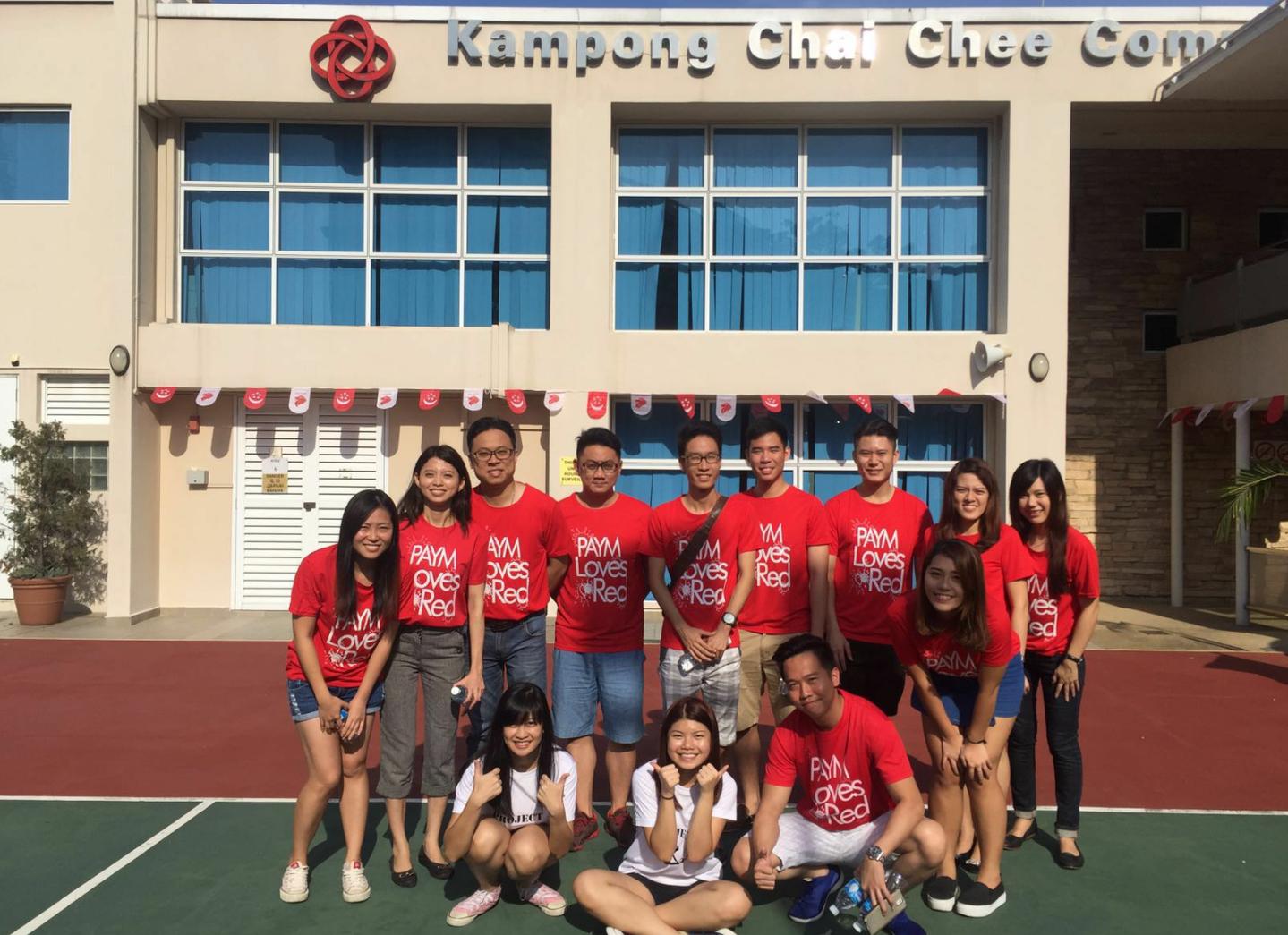 Volunteers at KPCC