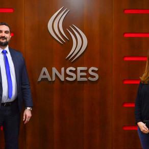 Entrevista a la Directora de ANSES Fernanda Raverta