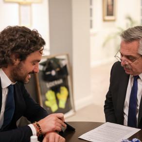 CONSEJO ECONÓMICO Y SOCIAL: Los temas más urgentes de la agenda de Santiago Cafiero