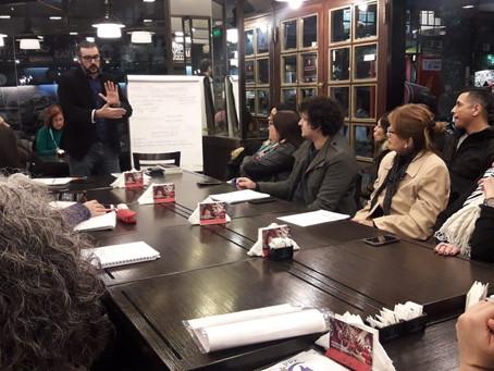 Exitosa, la Primera Charla Gratuita sobre Monotributo en Villa Urquiza