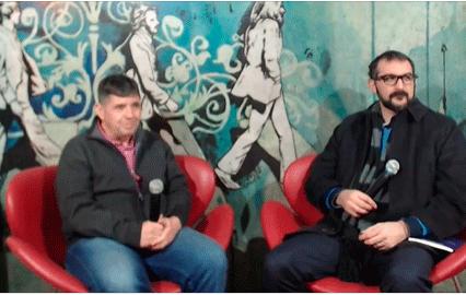 El líder de APRE, Juan Pablo Chiesa,  presentó su libro sobre el Monotributo en la Costa argentina