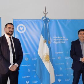 Entrevista con el Ministro Daniel Arroyo