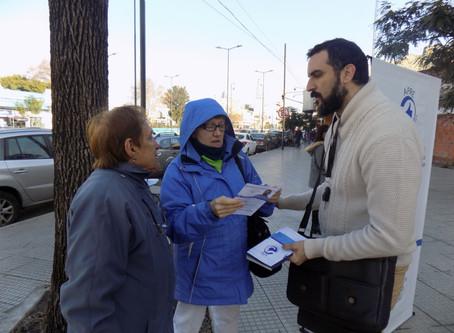 APRE Recorre los Barrios Porteños: Saavedra