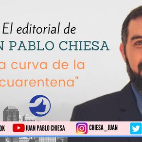 EDITORIAL: La curva de la Cuarentena